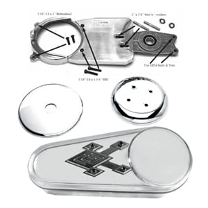 Belt Drive Kit Accessories