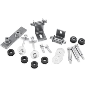 Gas Tank Mounts & Hardware