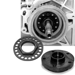 Pulley & Sprocket Hardware