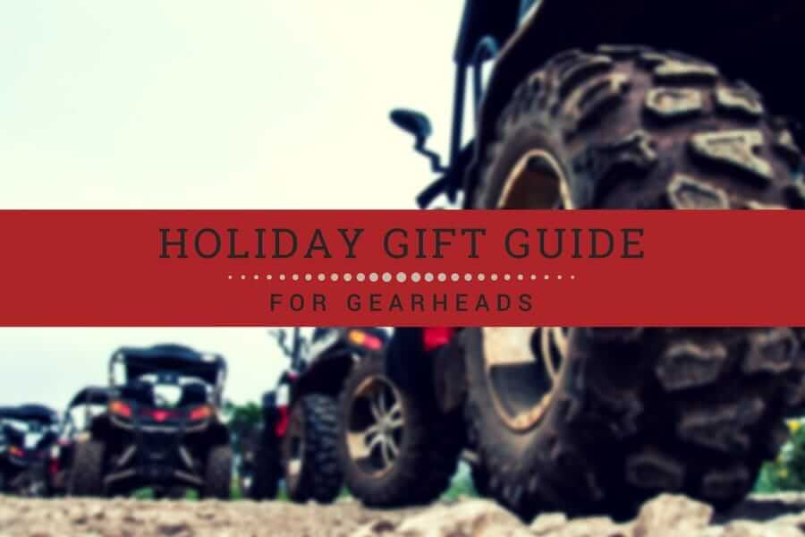 Holiday Guide: ATV Gifts