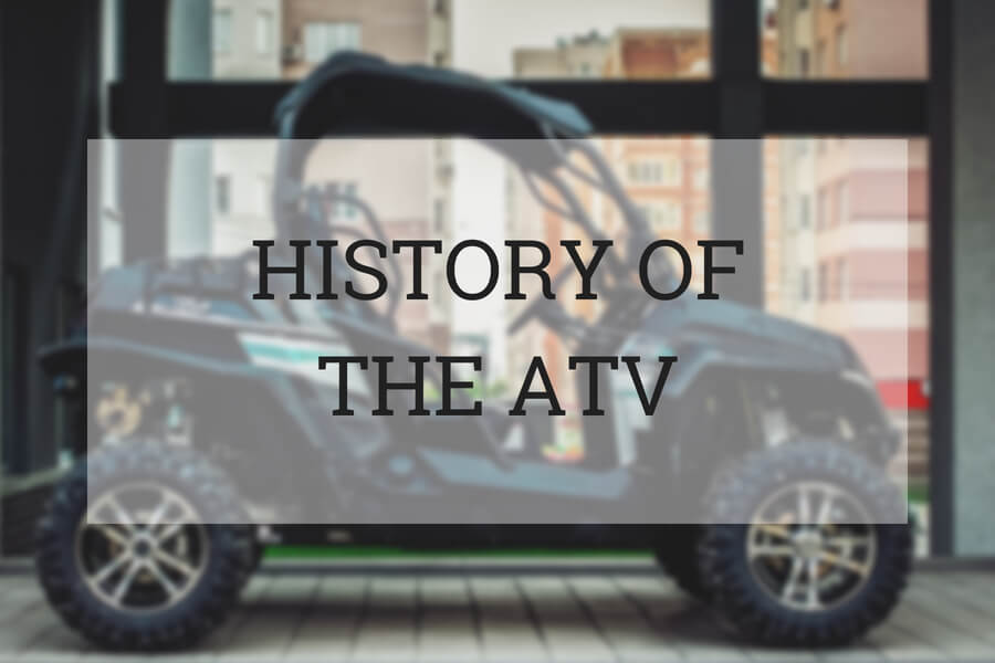 History of the ATV