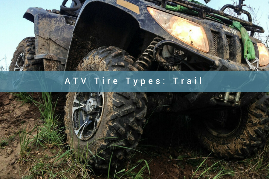 ATV Tire Types: Trail
