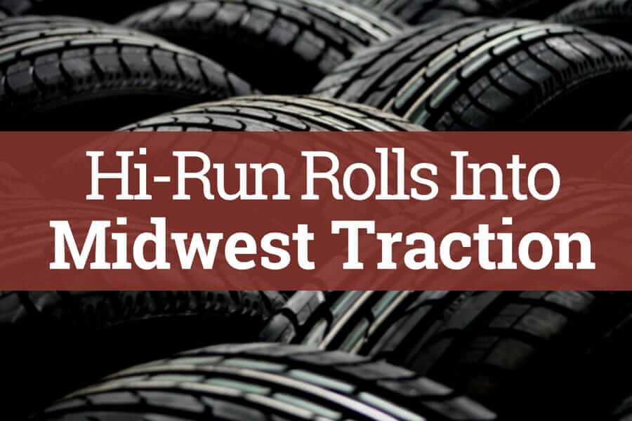 Hi-Run Tires Roll Into Midwest Traction's Stock