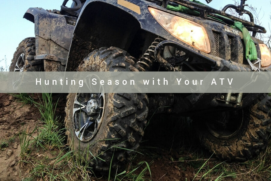 Hunting Season with Your ATV