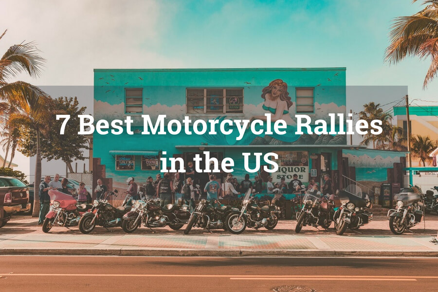 7 Best Motorcycle Rallies in the US