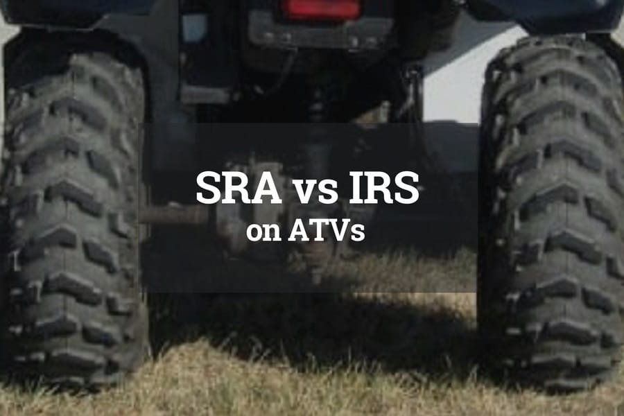 Solid Rear Axle vs Independent Rear Suspension on ATVs