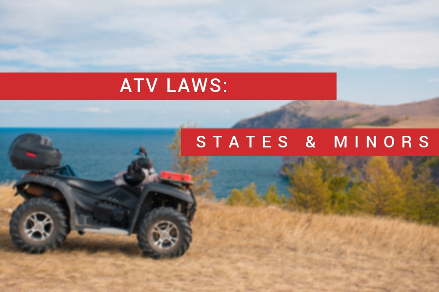 ATV Laws: States and Minors