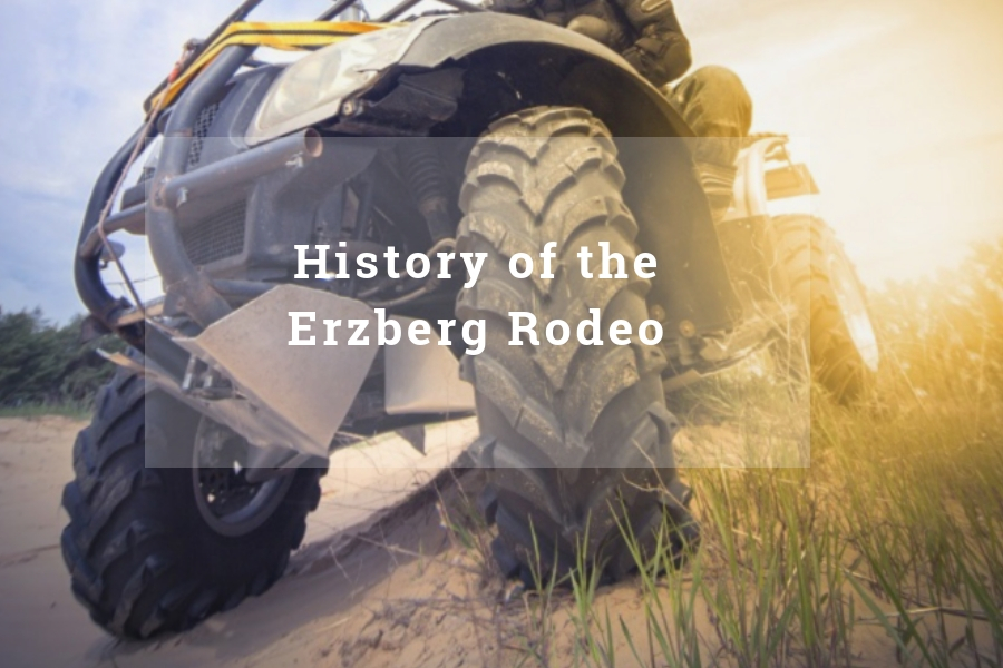 History of the Erzberg Rodeo