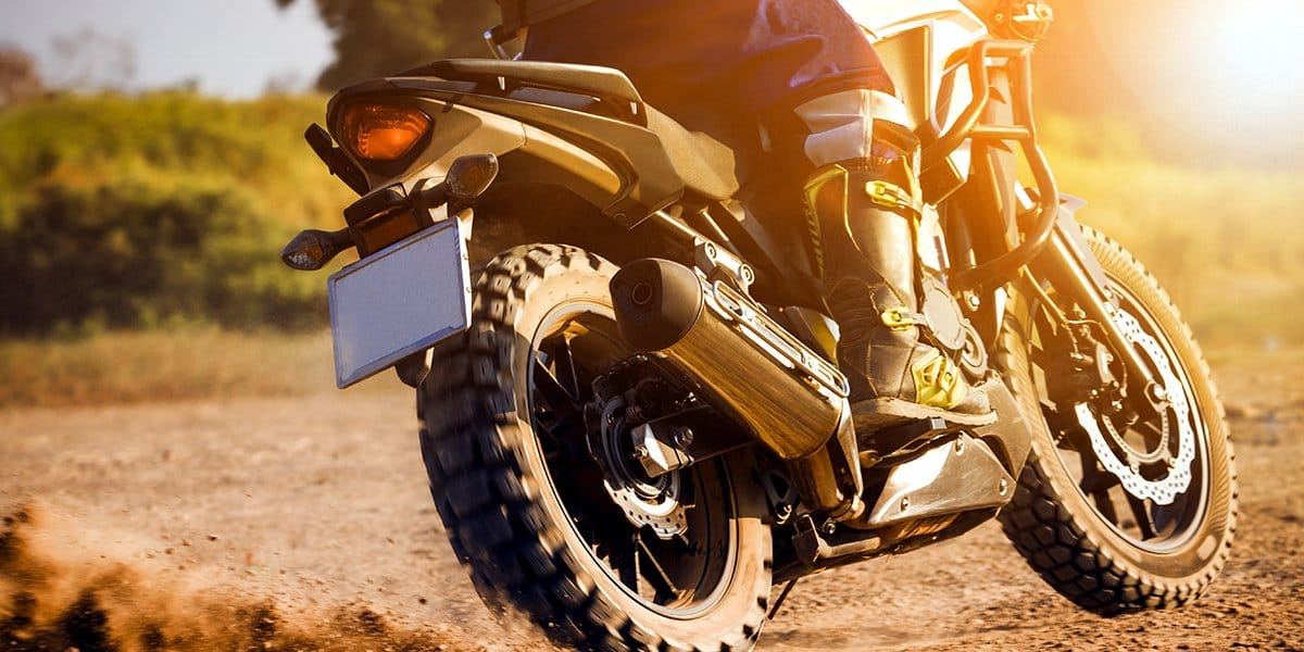 Motorcycle All Terrain - Dual Sport