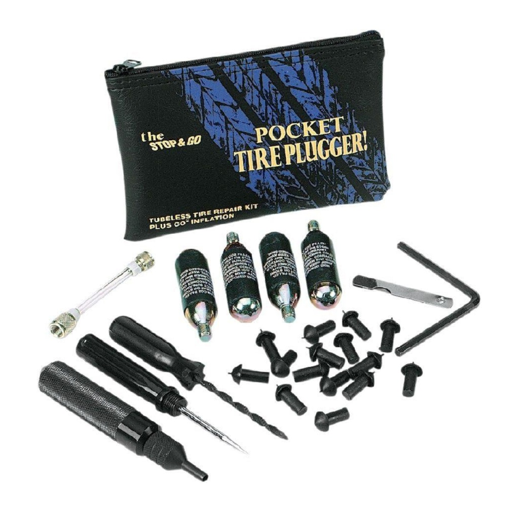 stop & go tire repair kit