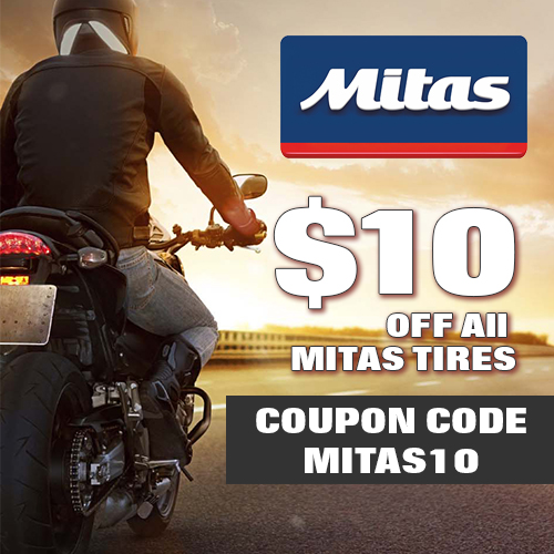 Mitas Tire Week Coupon