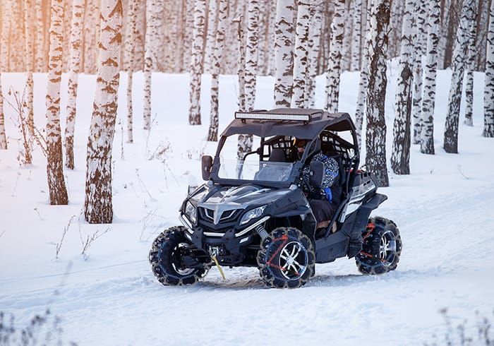 Midwest Traction ATV - UTV Tire Chains