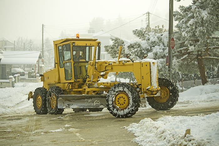 Tire Chains Grader