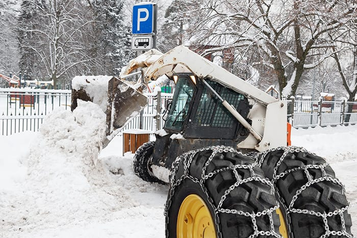 Skid Loader - Midwest Traction