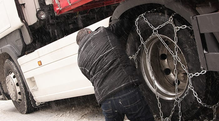 Midwest Traction Truck Tire Chains