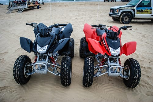 Types of All Terrain Vehicles