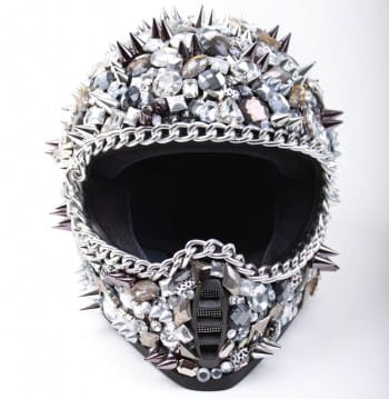 5 Most Outrageous Motorcycle Helmets