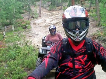 Learning to Ride ATV After 30 Years of Dirt Biking