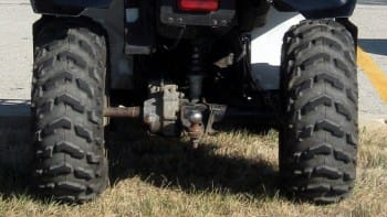ATVs: Solid Axle vs Independent Rear Suspension